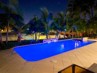 Spectacular Private Heated Pool & Lounge Area Is Simply Breathtaking...