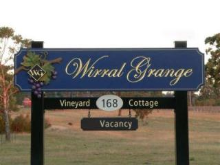 Wirral Grange Sign