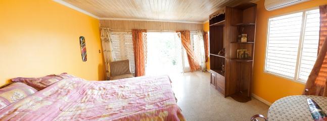 Dormitorio en Suite de lujo