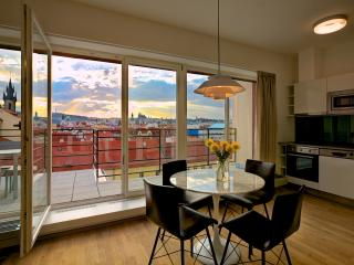 City View Apartment, Praga