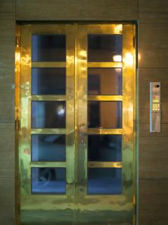 Rybna 9 Apartments - building entrance