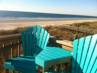 Ocean Isle Mermaid! Awesome Ocean Front Views!