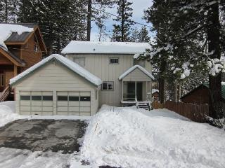 Central Sierra Home in South Lake Tahoe, Low Rates