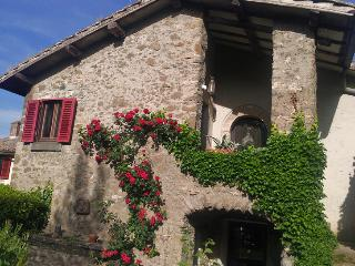 A 17th century countryhouse just outside Rome, Bracciano