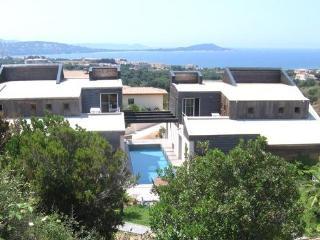 Villa avec piscine et vue mer pour 6 personnes, Porticcio