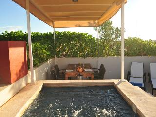Terraza ático-1 dormitorio-privada 5 ta av., Playa del Carmen