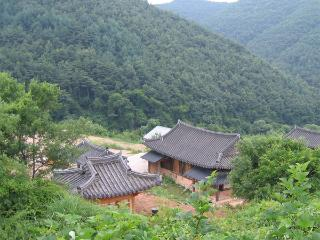 Korean traditional house, 'Soyoyu'