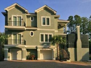 Swingle Manor 7, 5 Bedrooms, Private Pool, Spa, Walk to Beach, Sleeps 16, Hilton Head