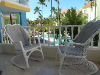 BEAUTIFUL 2 BEDROOM 2ND FLOOR/BARBECUE, Punta Cana