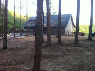Wilderness Refuge Lodge in Vidalia , Ga.