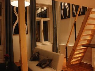 Designer made luxury apt citycentre, Budapest