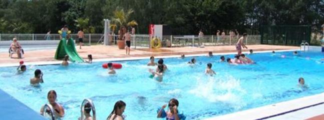 swimming pool at evron