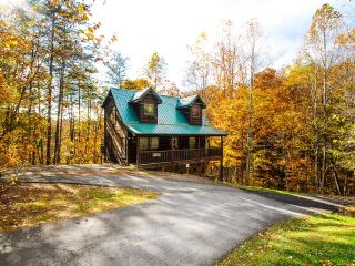 Bear Necessities Cabin  Pet friendly in the Smokys, Sevierville