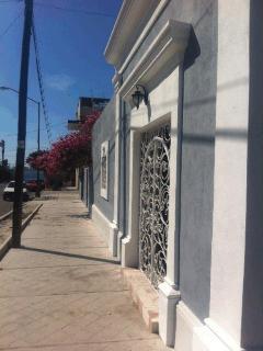 Main view Hidalgo and sea view