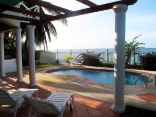 Hibiscus - Airy 4BR Luxury Beachfront Villa, Black Rock