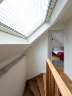 stairway to deck 2.floor