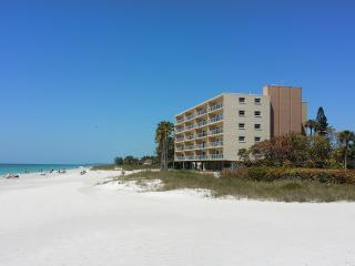 On The Beach.Completely renovated in 2015, Longboat Key