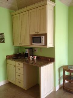 Kitchenette at 'Treehouse'