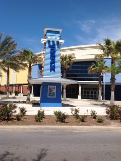 IMAX theatre at Pier Park