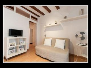 CR181Barcelona - Rambla apartment 2 BDR WIFI FREE MONTHLY RENTAL