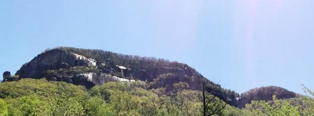 Chimney Rock (15 minutes away)