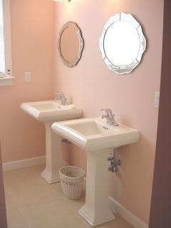 A typical bathroom - no two are alike!