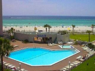 Top Of The Gulf Beach Front Condo Sleeps 6, Panama City Beach