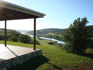 Holiday home on river, Garden Route, South Africa, Stilbaai