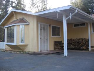 Incredible Yosemite vacation home with wifi and washer/dryer