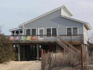 Quaint Beach Home in 4WD area-north of Corolla NC