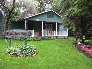 Eagle's Nest  an island inn