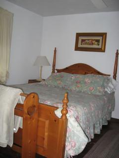 Upstairs suite bedroom