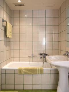kid's 2 bathroom en suite