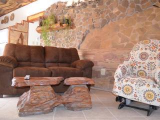 living/sitting area