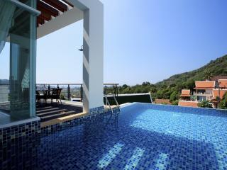 Kata Sea View Villas with Private Pool & Chef - B1, Kata Beach