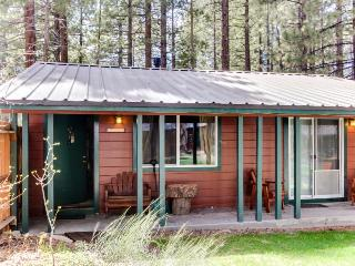Pet-friendly cabin w/ hot tub; fireplace; fenced grounds, South Lake Tahoe
