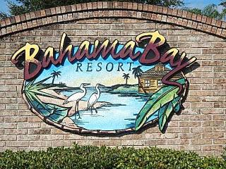 Bahama Bay Resort - 3BR 2BA Condo - Ground Level, Davenport