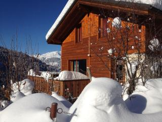 14 Bed Catered Ski Chalet in Les Arcs/La Plagne