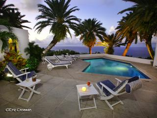 Villa Larimar: Ocean View Designer Dream, Christiansted