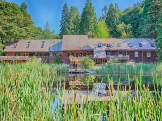 Harbor Creek Lodge: 17,000 Sq Ft Lodge on 18 Acres, Gig Harbor