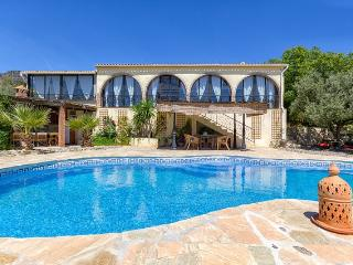 Luxury villa with private pool, Casarabonela