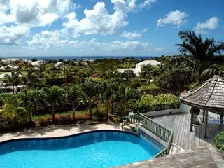 Seventh Heaven at Palm Ridge 18, Barbados - Pool, Ocean View, The Garden