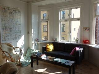 Cosy Copenhagen apartment well located at Frederiksberg, Kopenhagen