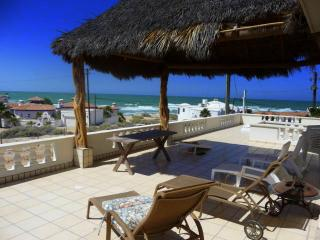 House with beach view in Penasco, Rocky Point, Puerto Penasco