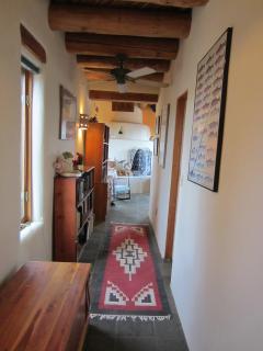 Hallway to bedroom #3