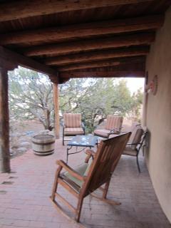 Front porch (Portal)