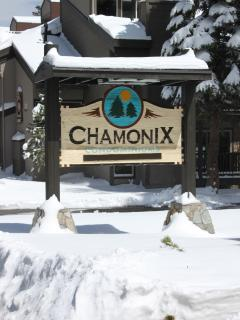 The best condo complex in Mammoth!