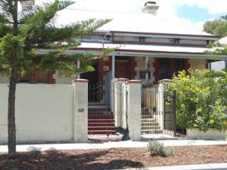 The Artists Residence Limestone terrace  Fremantle