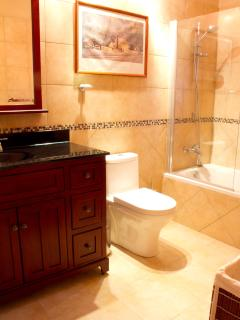 Master  Bathroom. Decadant!