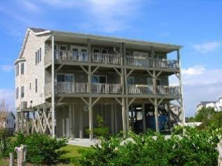Ocean and sound view duplex. Sunday to Sunday, Emerald Isle